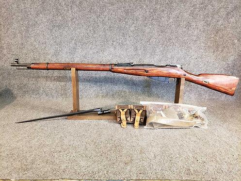 1940 Russian Tula Mosin Nagant M91/30
