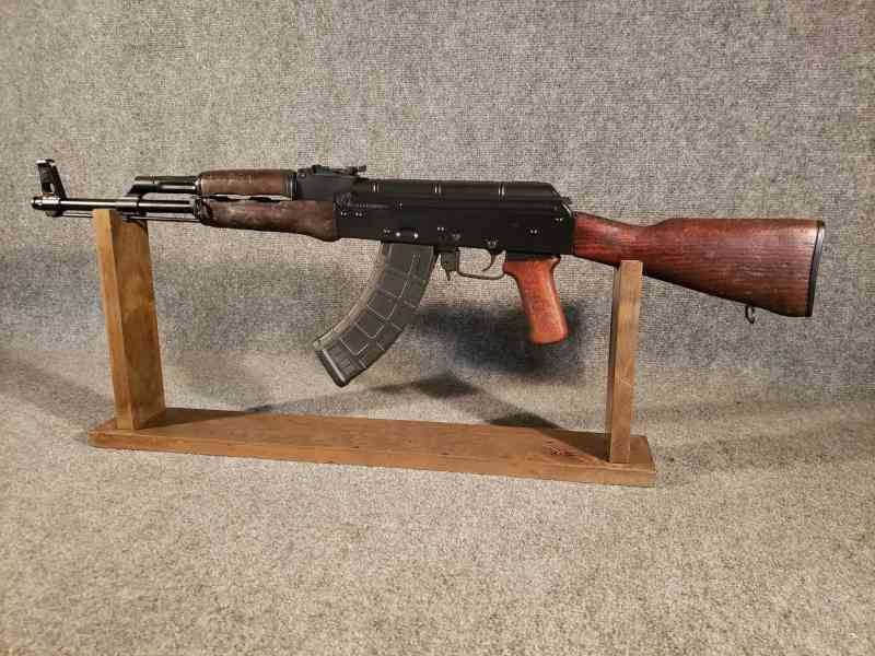 NGS Romanian Md 63 with original CHF barrel