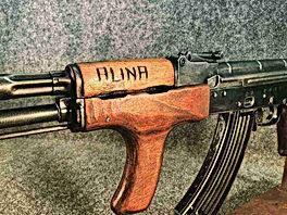NGS Romanian Md.63 AK47