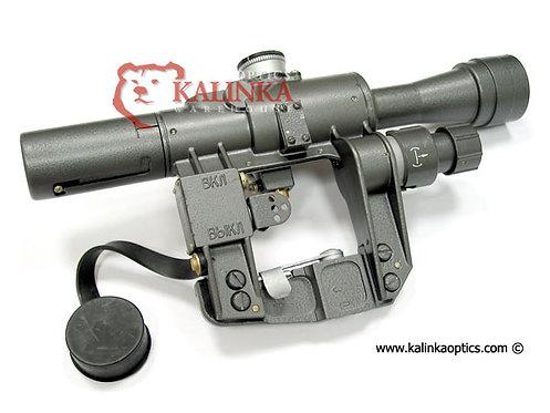PSO 4x24, 1000m Rangefinder, AK