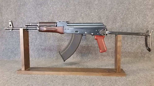 NGS 1983 Polish AKM under folder, Blued with BFP look