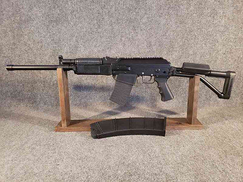 Russian Molot Vepr 12 with left folding stock