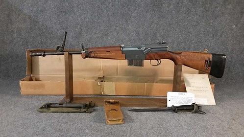 French MAS-49/56 Fusil Semi-Automatique 7.62x51 NATO