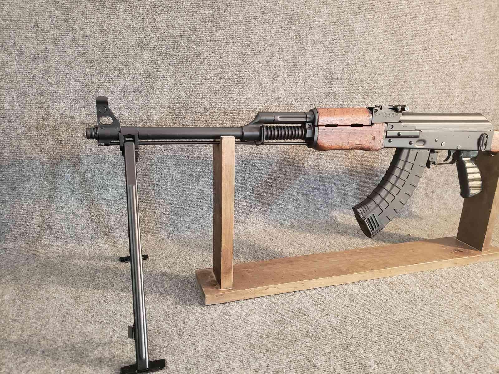 NGS Yugo M72B1 RPK AK 47