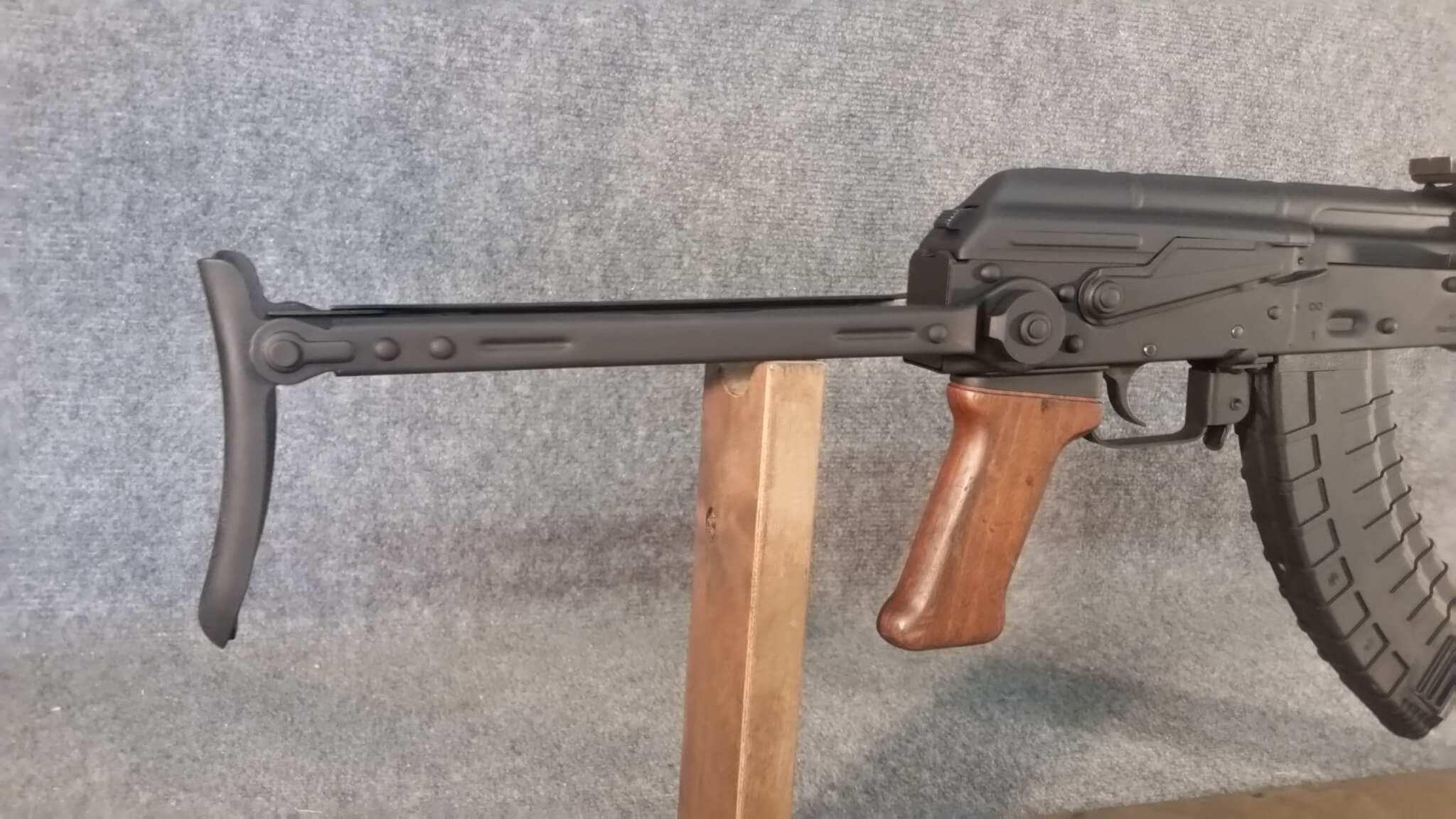 NGS Hungarian AK63D AKM under folder rifle