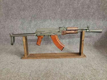 Intresting take on a Polish AKMS