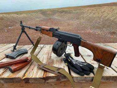 NGS Romanian Md.64 RPK