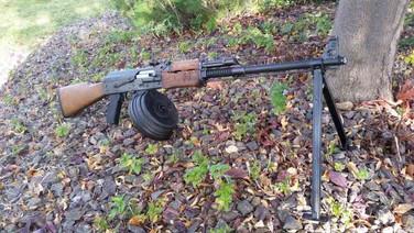 NGS Yugo M72B1 RPK AK47
