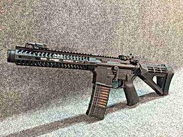 NGS AR Pistol AR15