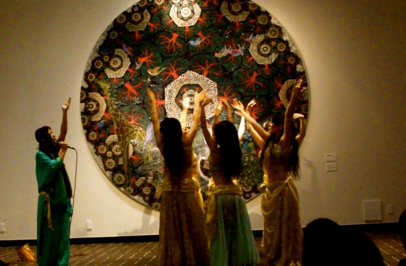 2013.10.25 東京都美術館 展覧会「4の扉を超えてー」