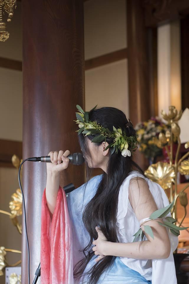 2017.3.4 *蓬莱の花舞歌* 蓬莱山長谷寺