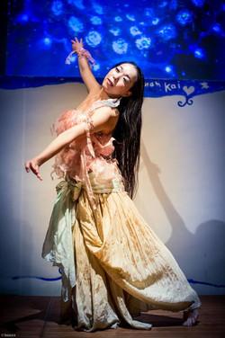 Dancer Yoshika