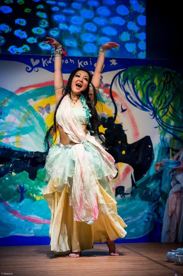 Dancer Michiko