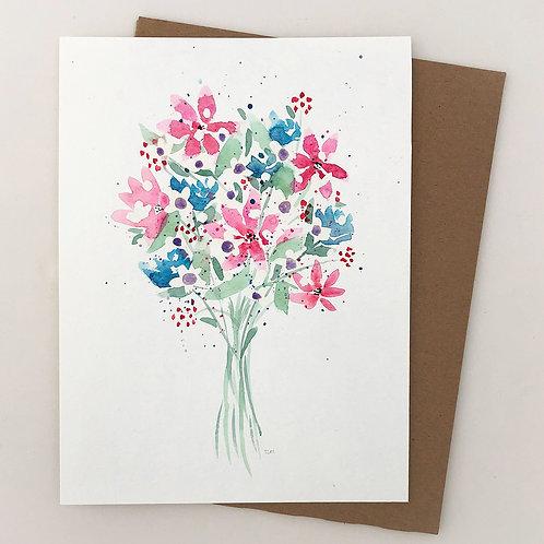 Floral Watercolor