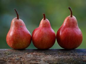 Les vertus de la poire