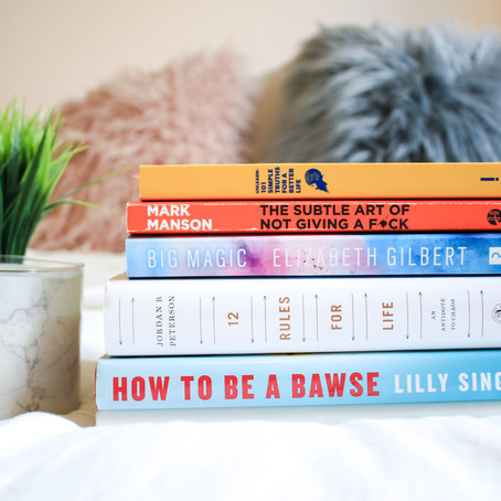 5 Inspiring Books You Need to Read