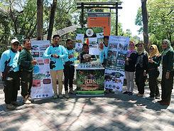 Action Indonesia Day di Kebun Binatang S