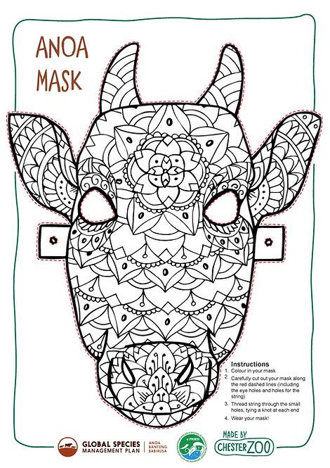 Anoa Mask