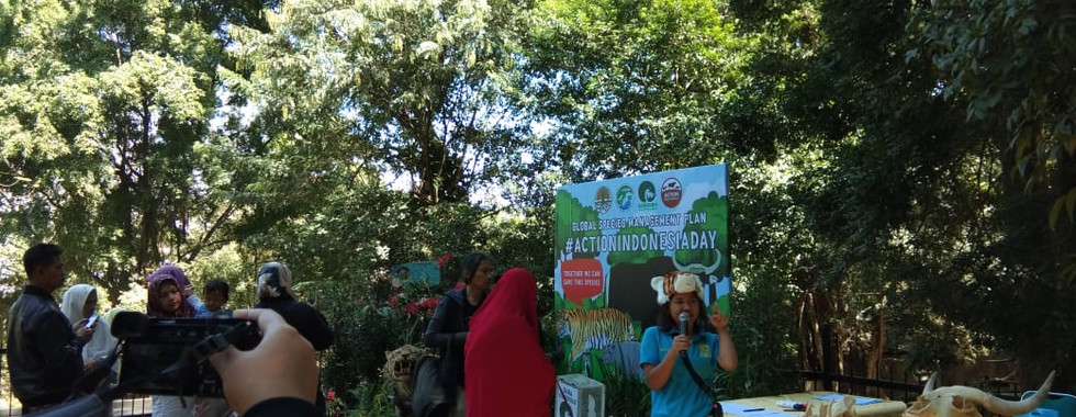 Action Indonesia Day di Bandung Zoologic