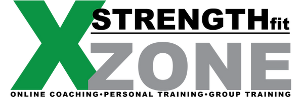 Xercise Zone -_STRENGTHfit Class Logo.pn
