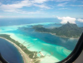Südpazifik - Part 3: franz. Polynesien / Bora Bora