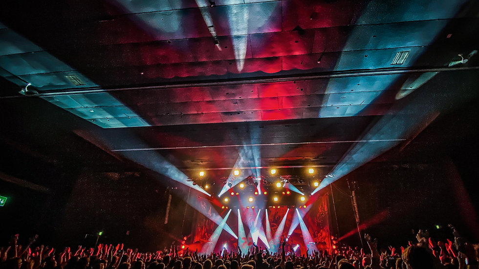Powerwolf / Gloryhammer - Festhalle Bernexpo Bern