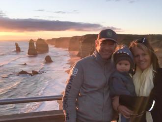 Von Sydney über Adeline nach Melbourne