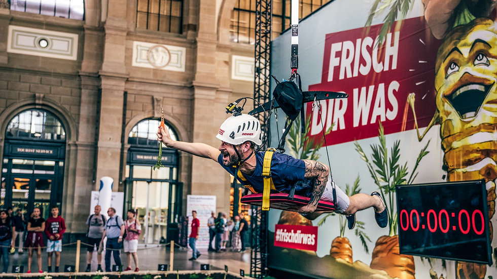 Denner FRISCH DIR WAS - Hauptbahnhof Zürich