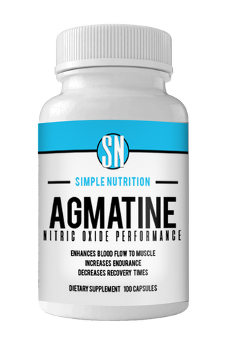 Agmatine   My Simple Nutrition