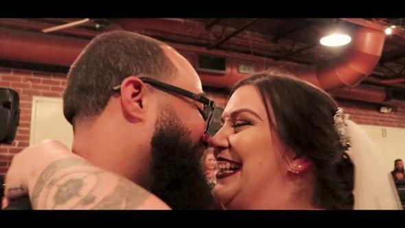 Katrina and Jason Newly Weds