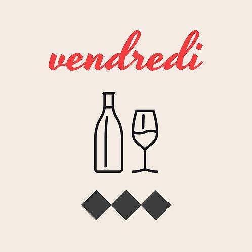 Clos de la Coque - Domaine St Denis - Pinot Noir (Rouge)