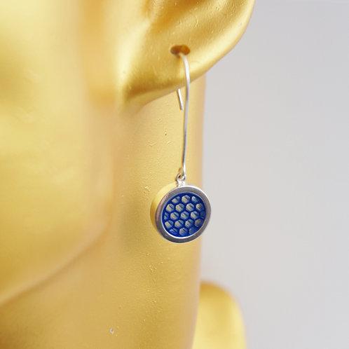 Drop Earrings True Blue