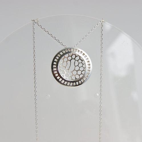 Diatom Pendant