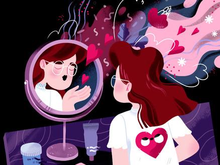 5 passos para cuidar da autoestima
