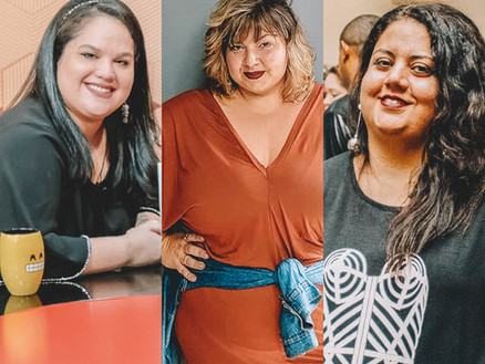Mulheres gordas que fazem sucesso nos negócios