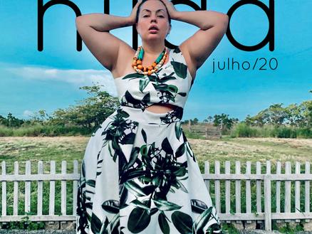 Fluvia Lacerda: de pioneira a referência de moda plus size no Brasil