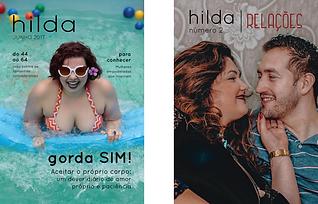Revista Hilda - Edições
