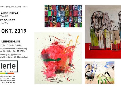 Galerie Lindengrun (Vienna) du 11 au 25 octobre