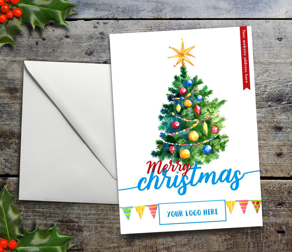 Christmas-card-P-water-colour-tree