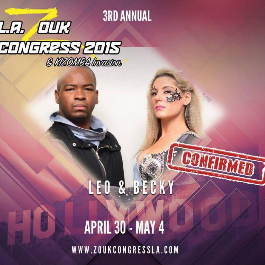 L.A. Zouk Congress - America