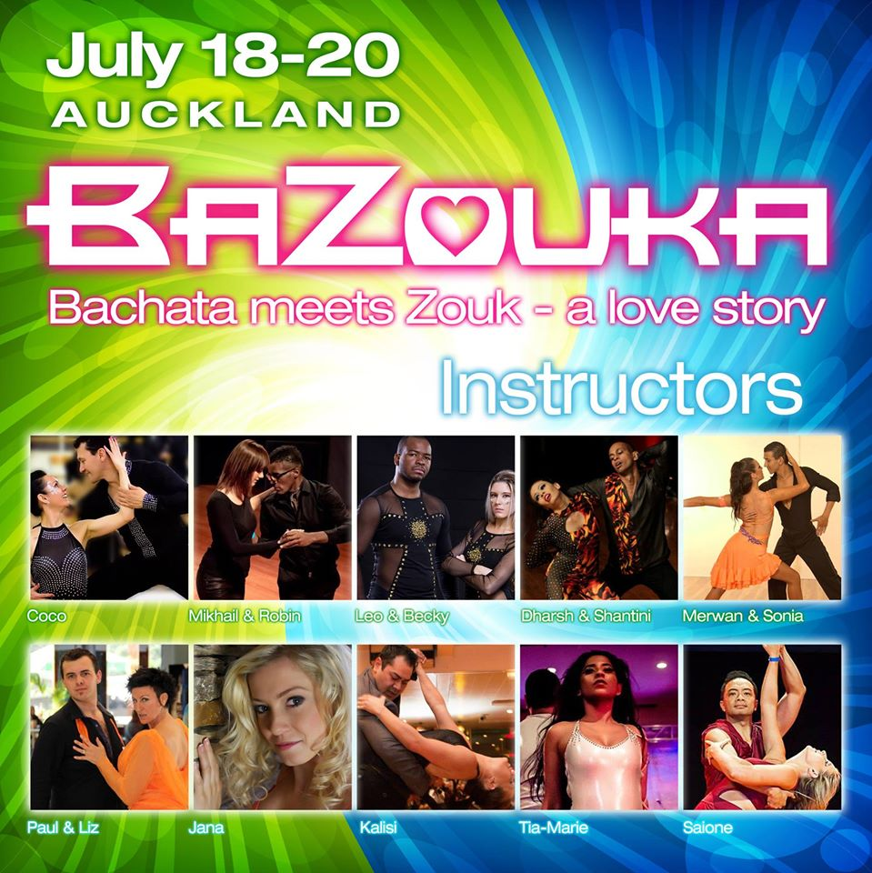 Bazouka Workshop