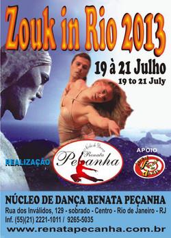 Zouk in Rio - Brazil