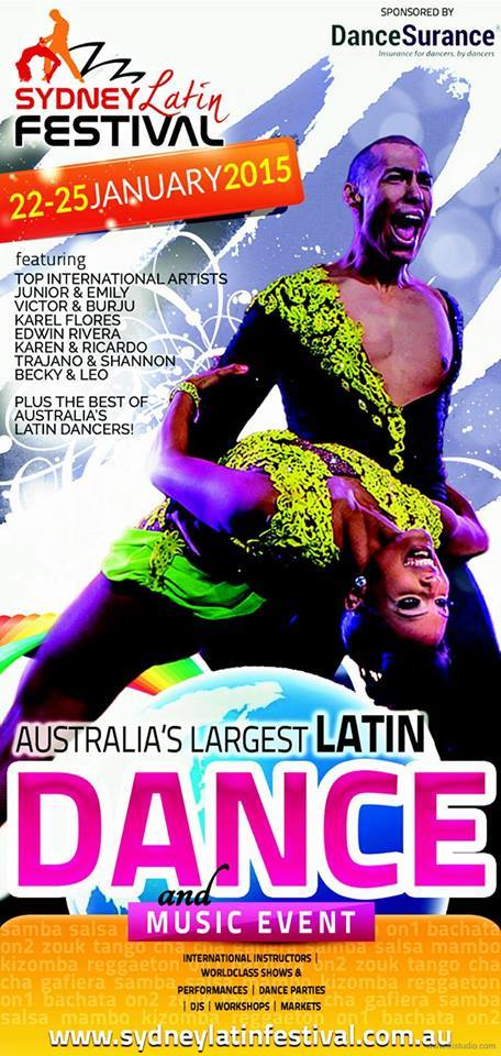 Sydney Latin Festival - Australia