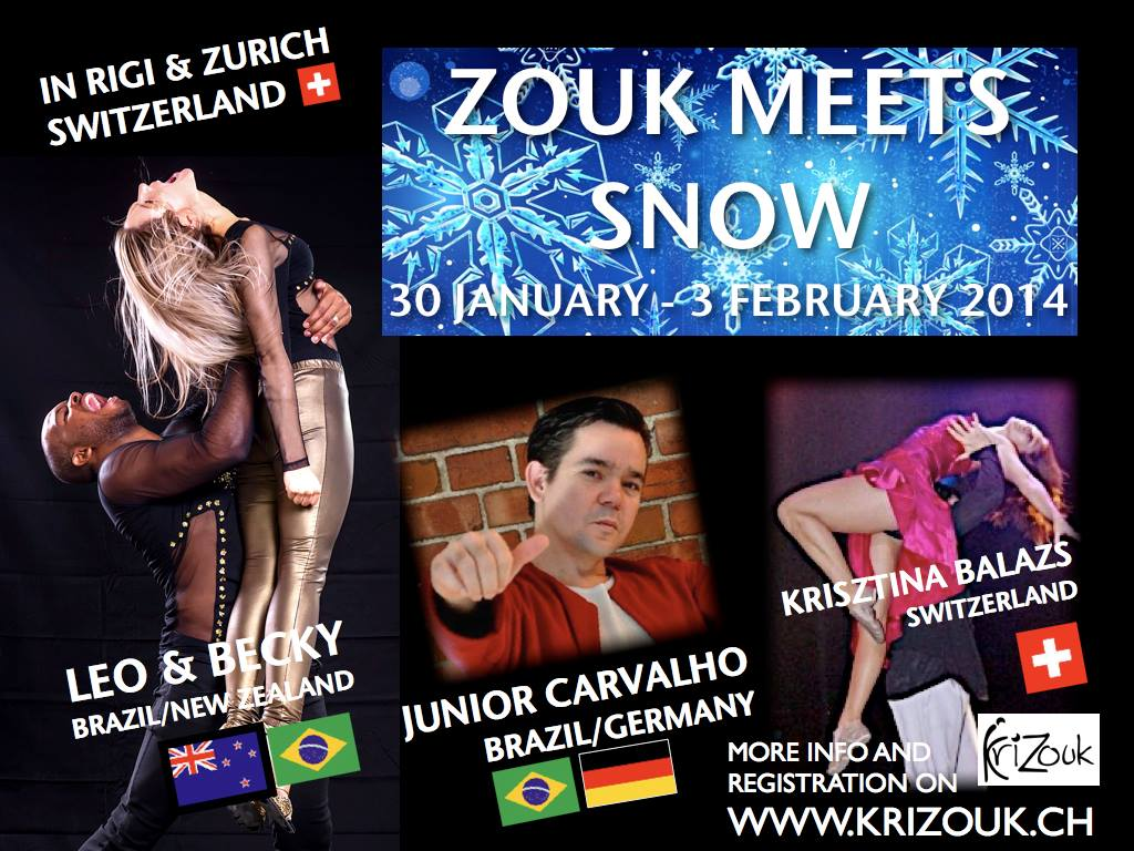 Zouk Meets Snow - Zurich