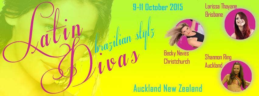Latin Divas - New Zealand
