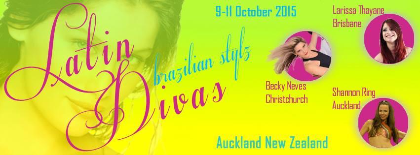 Latin Divas - New Zealand