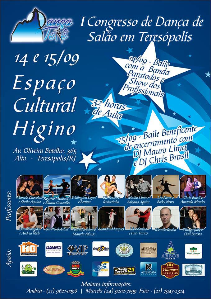 Congresso de Danca Teresopolis