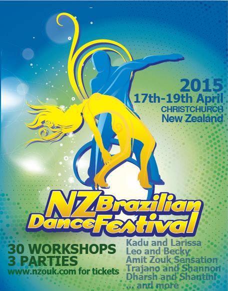 New Zealand Brazilian Dance Festival