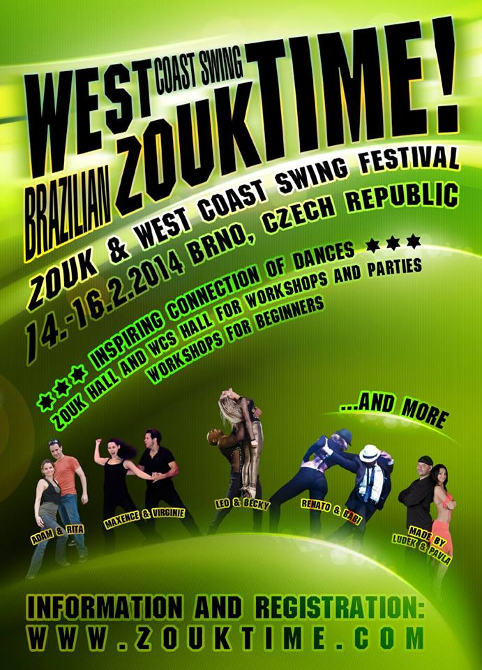 West Zouk Time - Czech