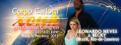 Corpo Carioca Zouk Congress 2013